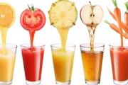 Плодовите сокове са по-полезни от плодовете