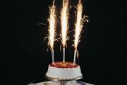 Забраниха продажбите на опасни свещи тип фонтани за детски торти