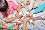 Увеличава се броят на децата с таласемия майор