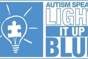 Пловдив светва в синьо за Световния ден за борба с аутизма