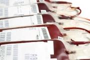 Футболисти дариха кръв във ВМА
