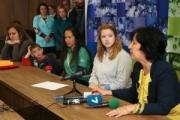 Младежи дариха средства за деца с муковисцидоза