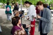 """Над 200 души измериха кръвното си налягане в кампания на Болница """"Тракия"""" срещу хипертонията"""
