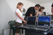 Правят модерна сензорна зала в Дневния център за деца с увреждания в Стара Загора