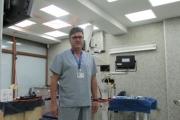 """Клиника """"Трошев"""" събра офталмолози на среща с хирургия на живо"""
