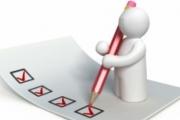 Анкета по клинично консултиране, допитването е анонимно