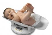 У нас всяко десето бебе е с наднормени килограми