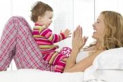 На девет месеца бебетата вече тестват родителите си