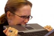 Компютрите докарват бръчки на жените