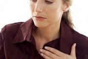 Болките в гърдите издават опасни болести