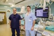 Спасиха пациент с инфаркт на червата чрез инвазивна аспирация на тромб в старозагорска болница