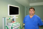 """Уникален зелен лазер за безкръвно лечение на простата в """"Берое"""""""