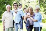 Щастливото семейство на XXI век