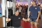 Гено Иванов 3 пъти седмично във фитнеса