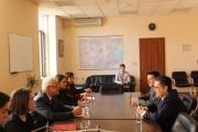 Министър Кирил Ананиев се срещна с посланика на Република Турция у нас д-р Хасан Улусой