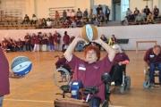 В Гълъбово се проведоха спортни игри за хора с увреждания