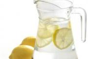 Лимонена вода стапя килограми