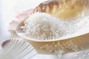 Морската сол е лек за много болести