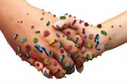Какви инфекции могат да бъдат уловени чрез мръсни ръце