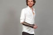 3D дизайнерска принтирана шина лекува с ултразвук