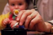 Само 42.5% от децата живеят в дом без тютюнев дим