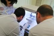 Тестват медикаменти върху принтирани тъкани
