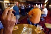 Масова подкрепа на забраната за пушене в заведенията