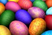 Великденските яйца и козунаци - пълни с опасни Е-та