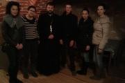"""Ротаракт-Стара Загора раздава безплатен обяд в храм """"Св. Димитър"""""""