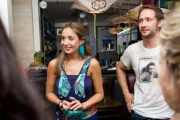 Елен Колева и Дарин Ангелов подкрепиха кампания срещу употребата на алкохол от непълнолетни