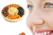 Яжте поне 2 кг сушени плодове годишно