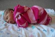 Никога не оставяйте бебето да спи по корем