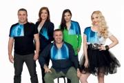 Христо Мутафчиев, Катето Евро, Деси Моралес, Наско от Б.Т.Р. и Юлиана Дончева в кампания за здраве