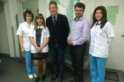 Австрийски професор консултира двойки с репродуктивни проблеми в Стара Загора