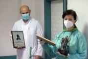 """Проф. д-р Лилия Пекова е носител на голямата награда """"Добрият Самарянин"""" за 2020 година"""