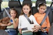 Най-безопасното място в колата
