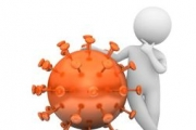 И само при говорене - разпространение на коронавируса
