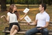 Съвети за мъже: Никога не я молете да се успокои