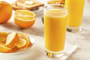 Портокаловият сок пречи на макулната дегенерация
