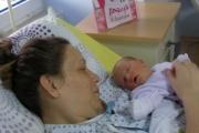 Софиянка роди първото българско Хайфу бебе