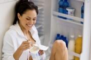 Киселото мляко бори пристъпите на глад
