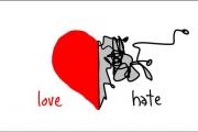 Любовта и омразата са свързани с един хормон